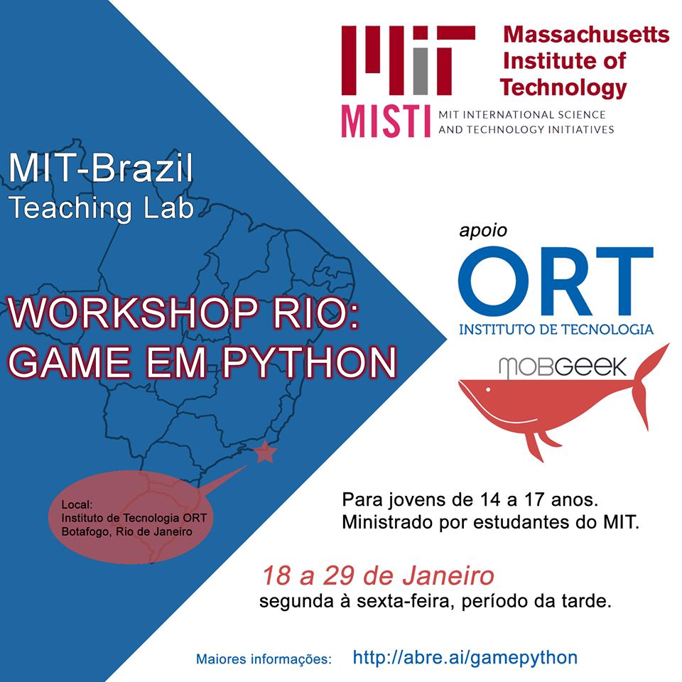 Workshop MIT no ORT
