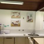 O laboratório de campo