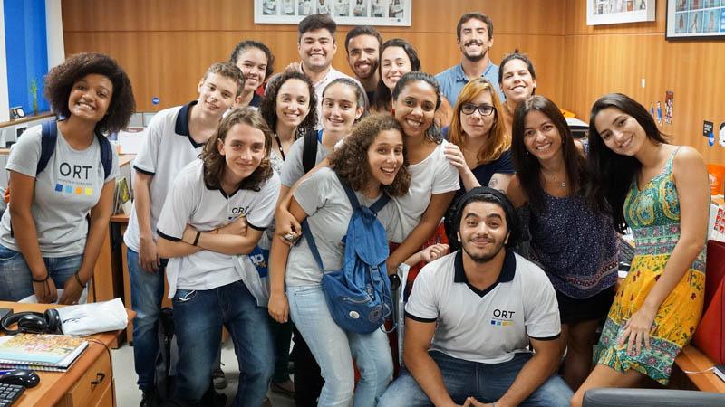 Visita Técnica a Rede Bandeirantes | 13/04 /16